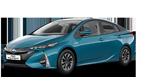 Toyota Nuova Prius Plug-in - Concessionario Toyota a Genzano di Roma